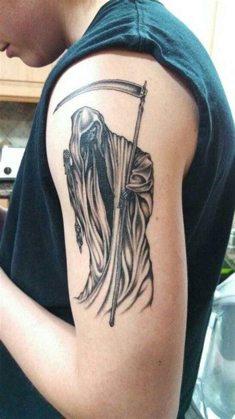 tattoo reaper pictures 50 grim reaper tattoo designs nenuno creative