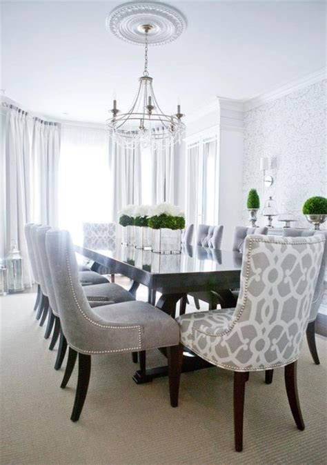 modern elegant dining room elegant dining contemporary dining room montreal