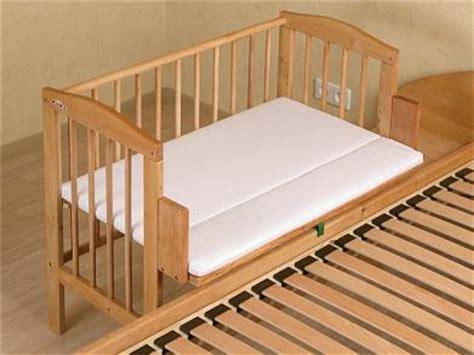 culla da attaccare al letto letto da attaccare al lettone idee creative di interni e