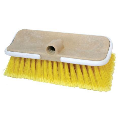 boat wash brush marine equipment selection items maintenance