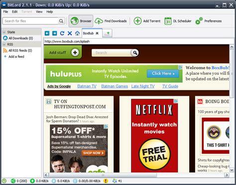 best bittorrent client for windows top 10 torrent clients for windows