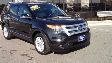 2012 ford explorer xlt for sale 2012 ford explorer xlt tuxedo black for sale 1 800 950