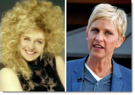 ellen degeneres then and now 78 best images about who do you think you are ellen