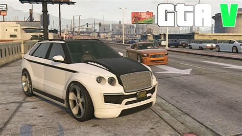 Grand Theft Auto V Customizing Huntley S Suv Bentley