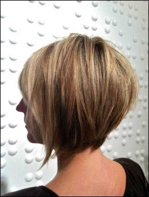 Back Of Bob Haircut Pictures | 15 layered bob back view bob hairstyles 2017 short