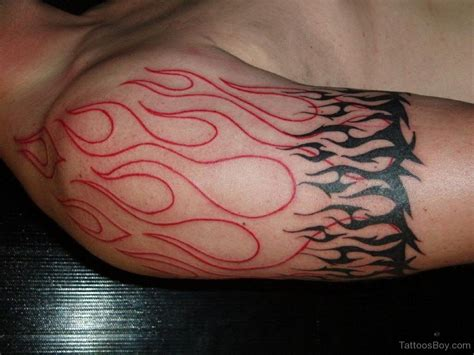 flame sleeve tattoos tattoos designs pictures page 4