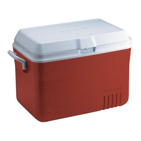 rubbermaid 48 qt modern chest cooler