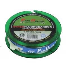 Leader Ygk Galis Fluoro Carbon 100 Absorber 25lb 60m Senarline fluoro des poissons si grands