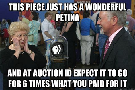 Antique Meme - antiques roadshow memes quickmeme