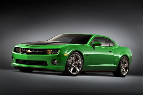 chevy green vibrant green to be offered mid to late model run