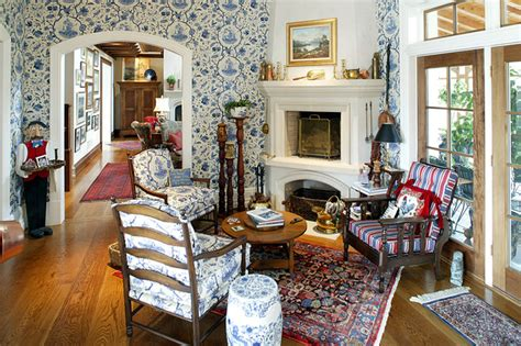 Traditional English Home Decor English Country House