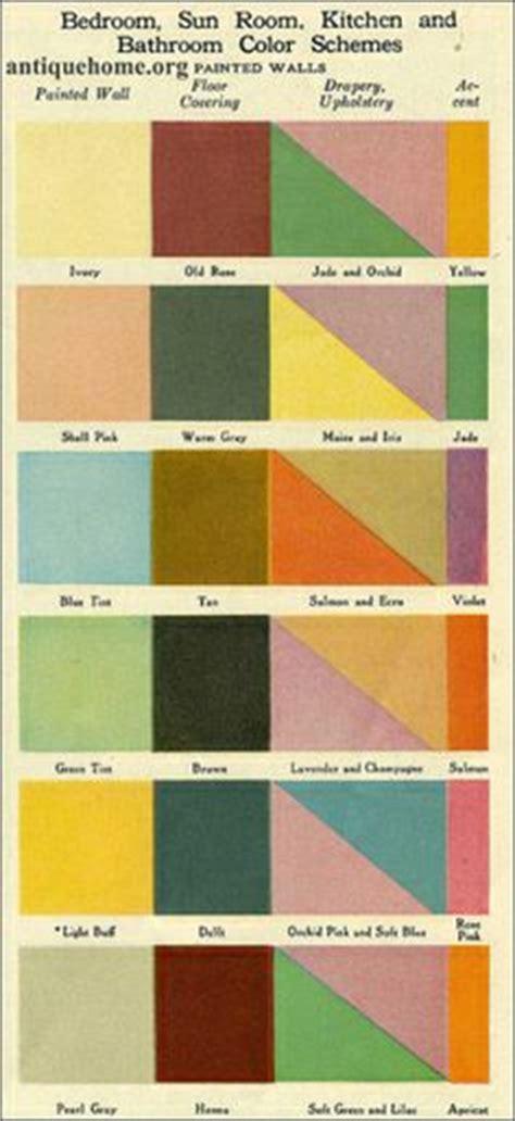 original eichler colors mid century