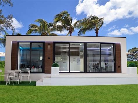 Bungalow Prefabbricati Moderni by Mobili Progettazione Casa