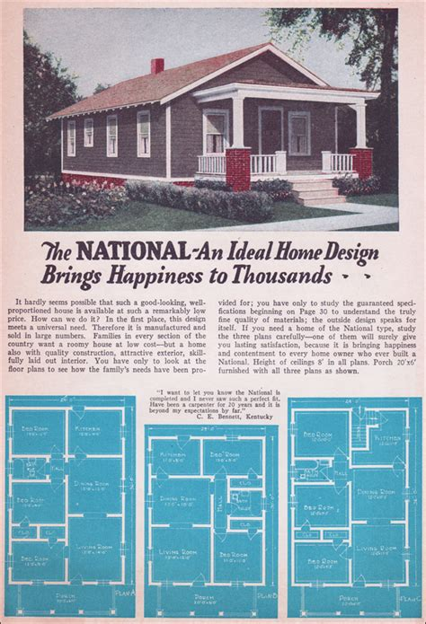Bungalow Style Homes Interior 1935 bungalow style liberty homes by lewis mfg small