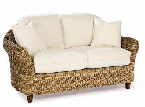 seagrass sofa seagrass loveseat tangiers