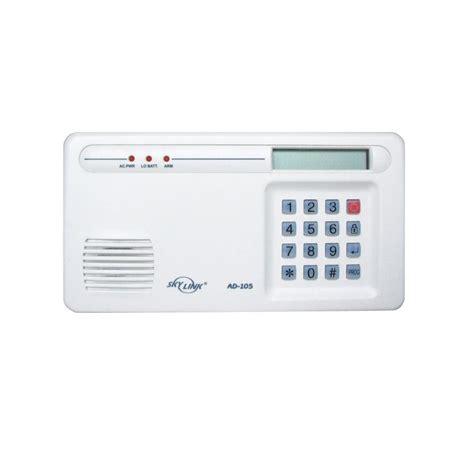 skylink wireless security system alarm kit sc 100 security
