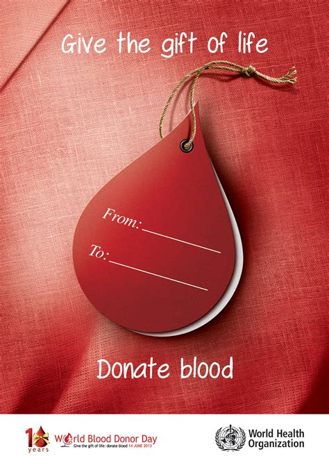 poster design blood donation who world blood donor day 2013 posters
