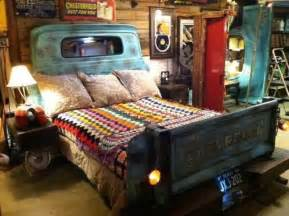 the coolest classic truck bed you will see