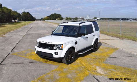 land rover discovery black 2016 hd road test review 2016 land rover lr4 hse black pack