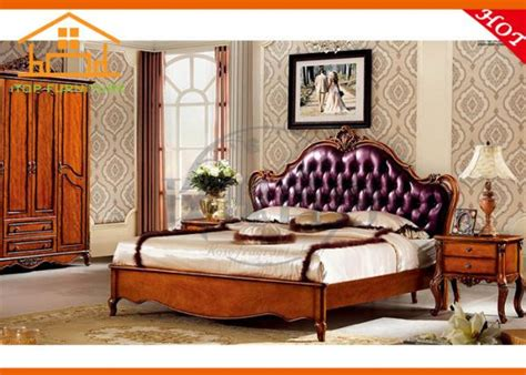 royal oak bedroom furniture indian antique wooden leather luxury royal oak bedroom