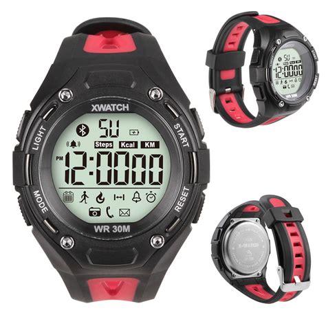 Best Seller Xwatch Smartwatch Jam Tangan Olahraga xwatch smartwatch olahraga black jakartanotebook