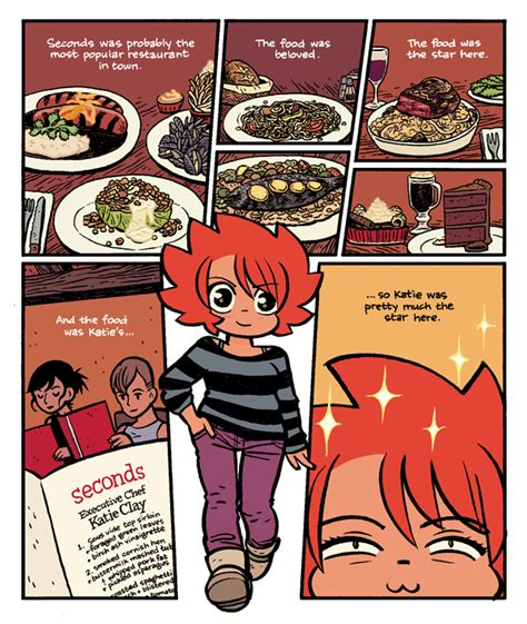 seconds a graphic novel 5 more delicious graphic food novels