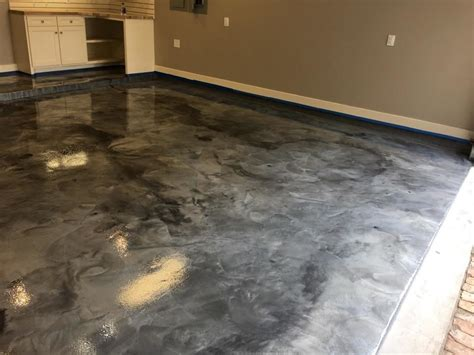 Houston Epoxy Garage Floors & Floors Coatings   Mastic Masters