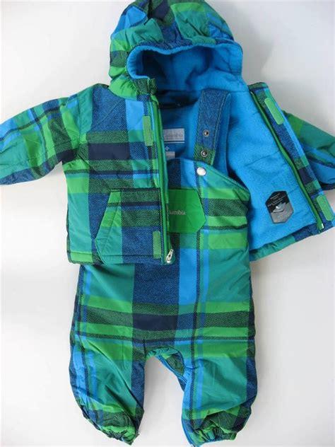 Baby 6in1 Newborn 12m Yellow nwt columbia boys snow set 6m 12m 18m 24m snowsuit
