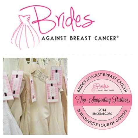 Brides Against Breat Cancer In Baltimore by Say Quot I Do Quot Archives Dinner 4 Two