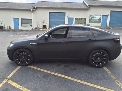 matte black color x6 matte black color change car skins gallery