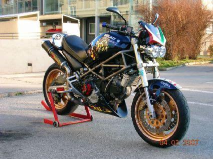 Motorrad ähnlich Ducati Monster by Umgebautes Motorrad Ducati Monster 900 Von Monstermandy