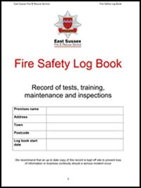 fire risk assessment east sussex fire rescue service