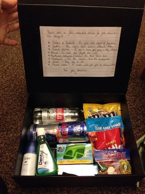 Survival kit for the Groom and Best Man   Groom and