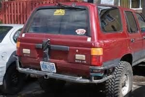 Trail Gear Rear Bumper Tire Carrier 2 Trail Gear Rear Bumper Yotatech Forums