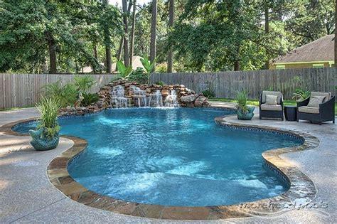 backyard aqua designs the 25 best pool waterfall ideas on grotto