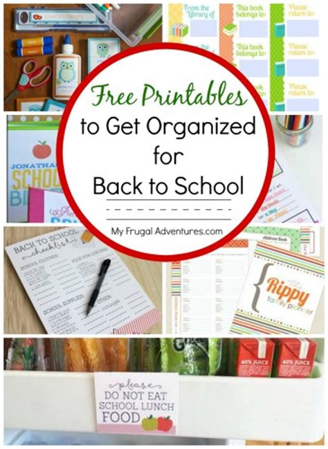 organization tips for college students back to school organization ideas my frugal adventures