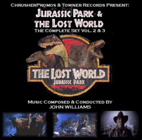 the lost soundtrack the lost world jurassic park