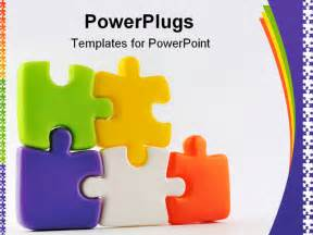 powerpoint puzzle template puzzle pieces template for powerpoint free images