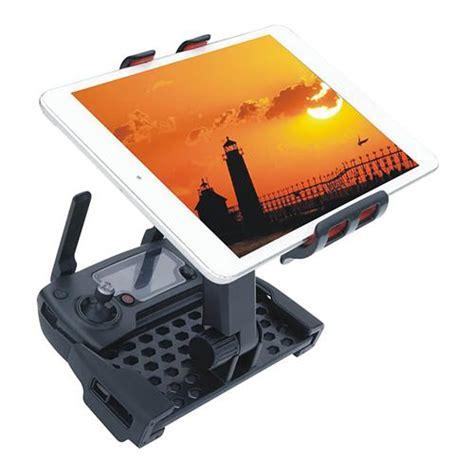 1 Dji Mavic Pro Phone Tablet Holder Extension Bracket Mount phone tablet holder cl bracket for dji mavic pro