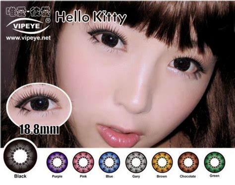 Original Softlens Eye Princess Blue Biru hello 18 8 mm softlens maniac
