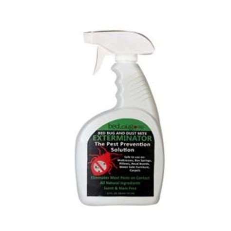 bed bug treatment home depot bed bug 911 24 oz exterminator natural bed bug spray ext