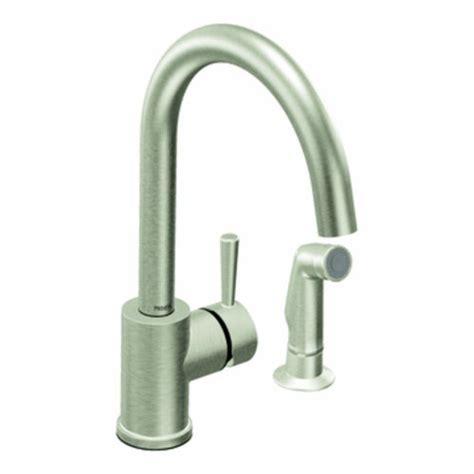 moen level kitchen faucet moen 7106csl level