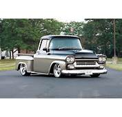 1959 Chevy Apache 3100  The Real Family Affair Hot Rod Network