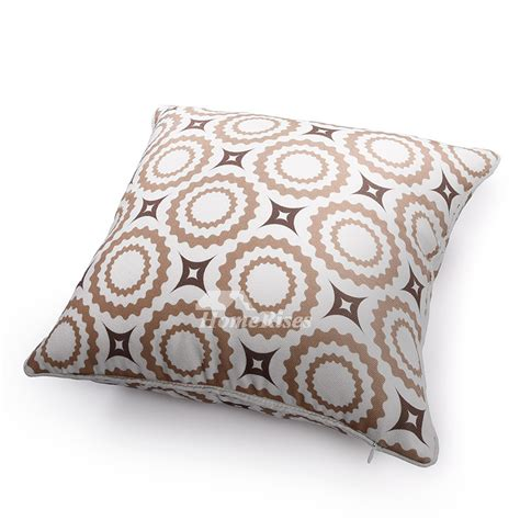 Modern Pillows For Sofas Square Grey And White Modern Throw Pillows