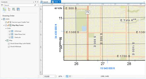 layout grid arcgis what s new in arcgis pro 2 0 arcgis pro arcgis desktop