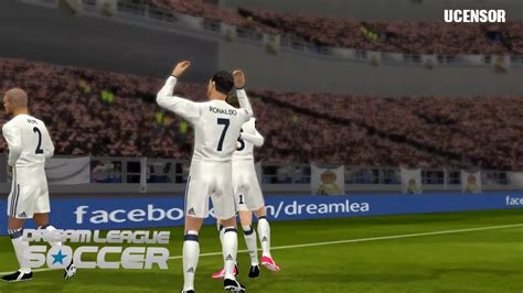 dream league soccer 2016 real madrid real madrid vs manchester city l dream league soccer 2016