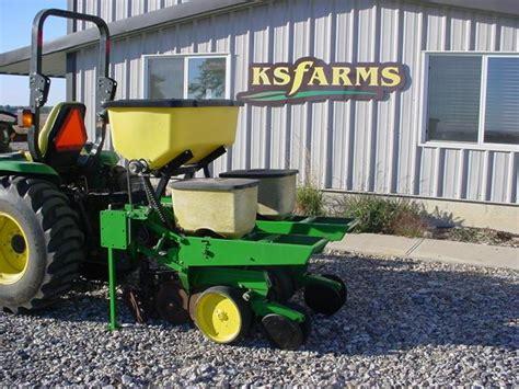 Quality Built John Deere Plot Planters By Ksfarms Food Plot Planter For Sale