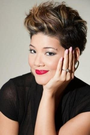 tessanne chin hair care spokespersion jamaican songstress performs at the white house
