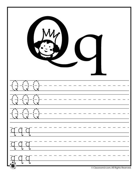 College With The Letter Q 17 Best Ideas About Abc Worksheets On Letter Worksheets Preschool Worksheets Free