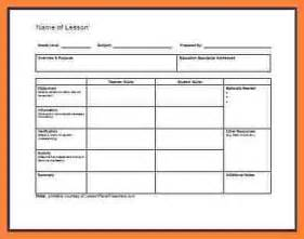 activity lesson plan template 3 activity plan template bussines 2017